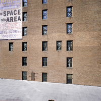 Space the area offices. New York City