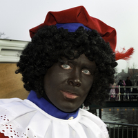 Black Pete with Red Cap