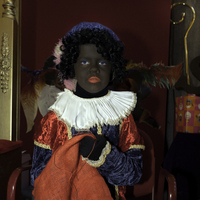 Black Pete with Sackcloth