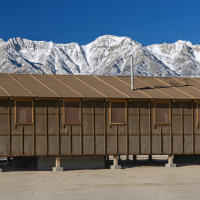 Manzanar Relocation Center, California