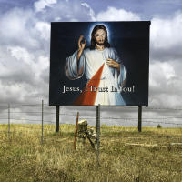 Jesus, I Trust in You I-70 Kansas