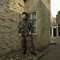 British Paratrooper, Netherlands