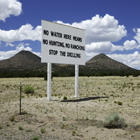 Stop The Dilling, New Mexico