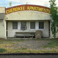 Cherokee Apartments, TorC, New Mexico