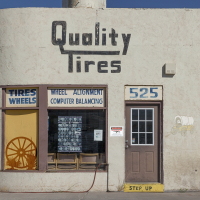 Quality Tires, California