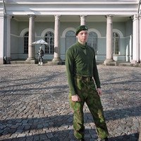 Soldier Barracks, Helsinki, Finland