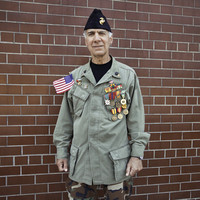 Veteran, New York City
