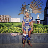 Traditional Dancer, Mexico City