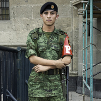 Soldier Peacekeeper, Mexico City